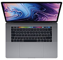 "MacBook Pro MacBook Pro 2019 15"" Touch Bar/ID Apple MacBooks verkaufen"